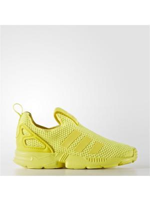 Кроссовки ZX FLUX 360 SC I BYELLO/BYELLO/BYELLO Adidas. Цвет: желтый