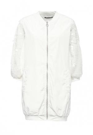 Куртка Fornarina. Цвет: белый