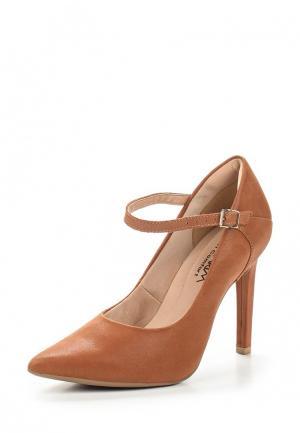 Туфли Ramarim. Цвет: коричневый