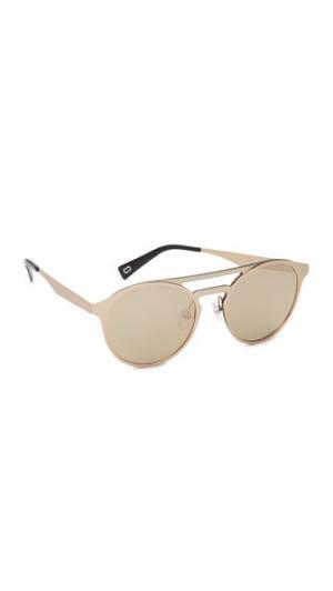 Круглые солнцезащитные очки-авиаторы Marc Jacobs
