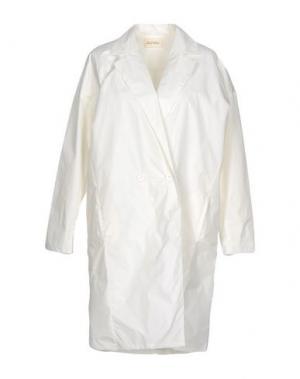 Легкое пальто AMERICAN VINTAGE. Цвет: белый