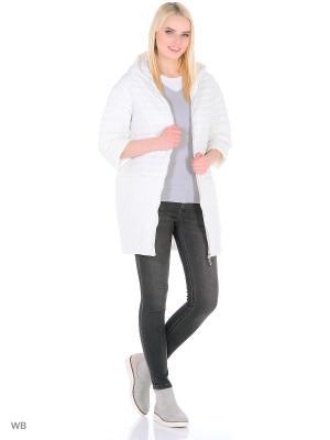 Куртка Snow Guard. Цвет: белый