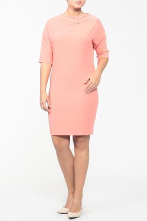 Платье Stillon. Цвет: розовый