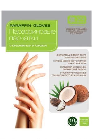 Парафиновые перчатки SPA BELLE. Цвет: none