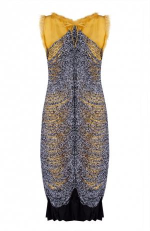 Платье Altuzarra. Цвет: черный