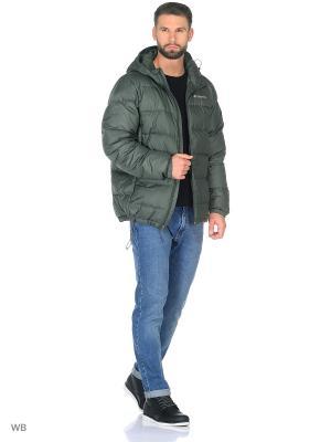 Куртка DC Shoes. Цвет: темно-серый, серебристый