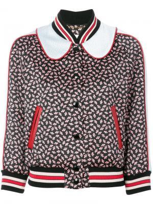 Куртка-бомбер Duck Coach. Цвет: none
