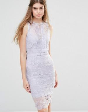 Body Frock Платье. Цвет: фиолетовый