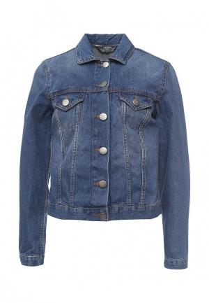 Куртка Dorothy Perkins. Цвет: синий
