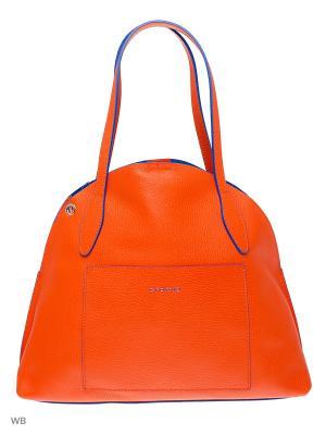 Сумка CROMIA. Цвет: оранжевый