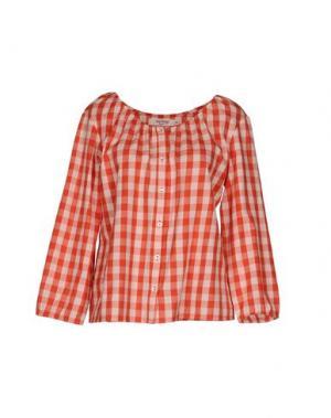 Pубашка NICE THINGS by PALOMA S.. Цвет: красный