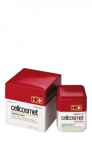 Осветляющий крем для лица Cellcosmet&Cellmen. Цвет: бесцветный