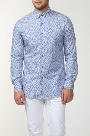 Рубашка Paul Smith. Цвет: цветной