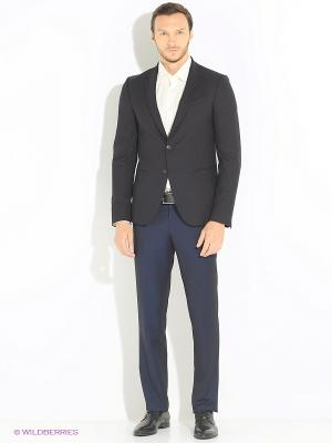 Пиджак United Colors of Benetton. Цвет: черный, серый меланж