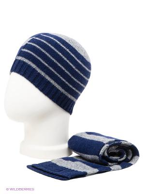 Комплект ELFE. Цвет: темно-синий, серый