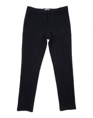 Повседневные брюки GRANT GARÇON. Цвет: темно-синий