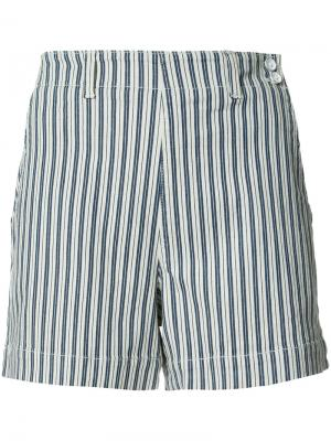 Juliette shorts Ag Jeans. Цвет: синий