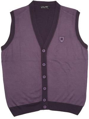Жилет EMR. Цвет: фиолетовый