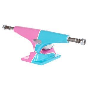 Подвеска для скейтборда 1шт.  Graphic Ziggy 8 (27.3 см) Krux. Цвет: голубой,розовый