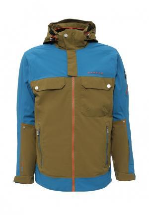 Куртка горнолыжная Dare 2b. Цвет: хаки
