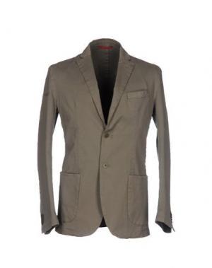 Пиджак NARDELLI. Цвет: зеленый-милитари