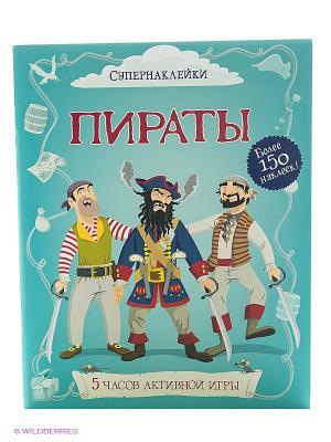 Пираты Издательство Махаон. Цвет: белый