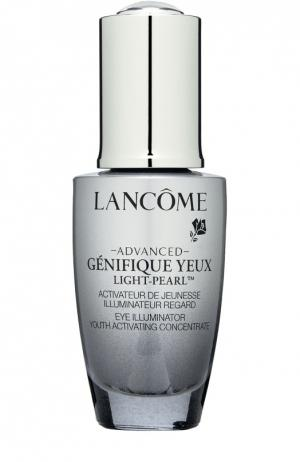 Активатор молодости Advanced Génifique Yeux Light-Pearl Lancome. Цвет: бесцветный