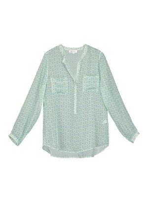 Блуза Nadine H. Цвет: зеленый