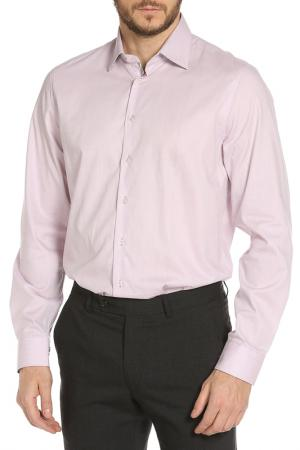 Рубашка Daniel Hechter. Цвет: розовый