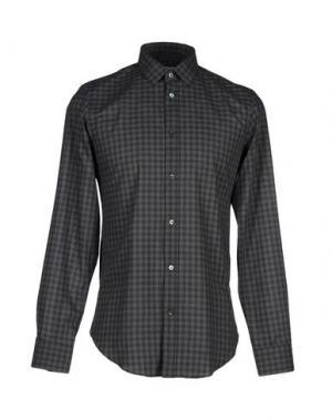 Pубашка MAURO GRIFONI. Цвет: серый