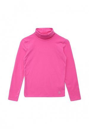 Водолазка United Colors of Benetton. Цвет: розовый