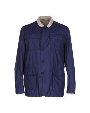 Куртка KIRED. Цвет: темно-синий