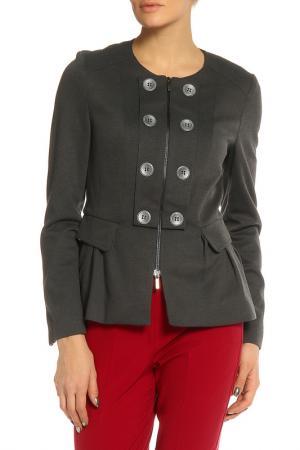 Пиджак SFIZIO. Цвет: серый