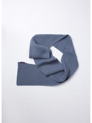 Шарф Varmara. Цвет: серо-голубой