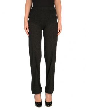 Повседневные брюки DELLA CIANA. Цвет: черный