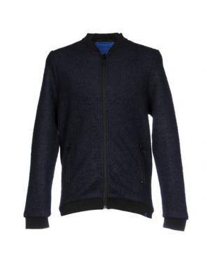 Куртка 2xH BROTHERS. Цвет: темно-синий