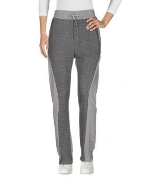 Повседневные брюки ANREALAGE. Цвет: серый