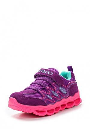 Кроссовки Vitacci. Цвет: фиолетовый