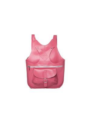 Рюкзак молодежный VERSADO. Цвет: розовый