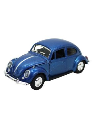 Машина металлическая 1:33 HOFFMANN. Цвет: синий
