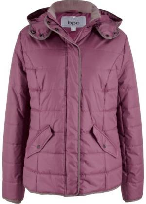 Куртка (ягодный матовый) bonprix. Цвет: ягодный матовый
