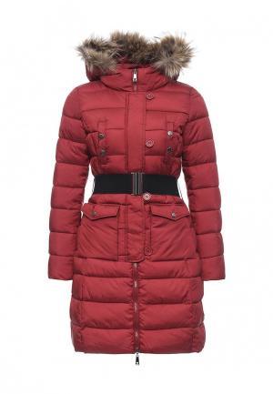 Куртка утепленная Fantasy. Цвет: бордовый