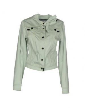 Куртка TRICOT CHIC. Цвет: светло-зеленый