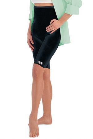 Антицеллюлитное белье, шорты Gezanne. Цвет: черный