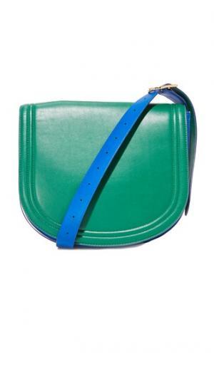 Небольшая седельная сумка Diane von Furstenberg