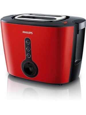 Тостер Philips HD2636/40. Цвет: красный