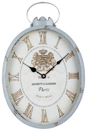 Часы настенные EDG. Цвет: серый