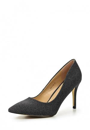 Туфли Dino Ricci Select. Цвет: серый