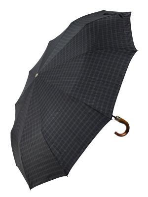 Sponsa 8072/12 Зонт мужской. Цвет: черный