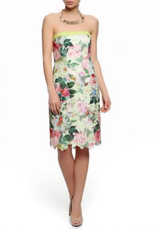 Платье XS MILANO. Цвет: салатовый